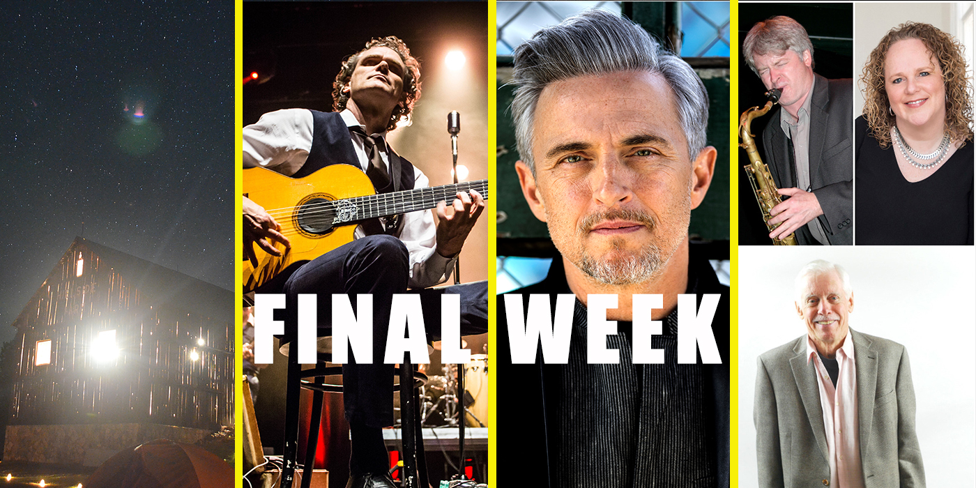 CHECK OUT OUR FINAL WEEK!