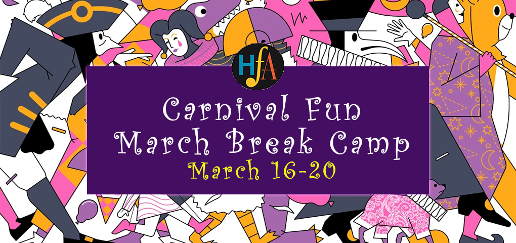 2020 MARCH BREAK DRAMA CAMP