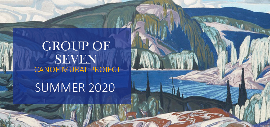 ANNOUNCING: A CELEBRATION OF THE GROUP OF SEVEN GROUP OF ARTISTS