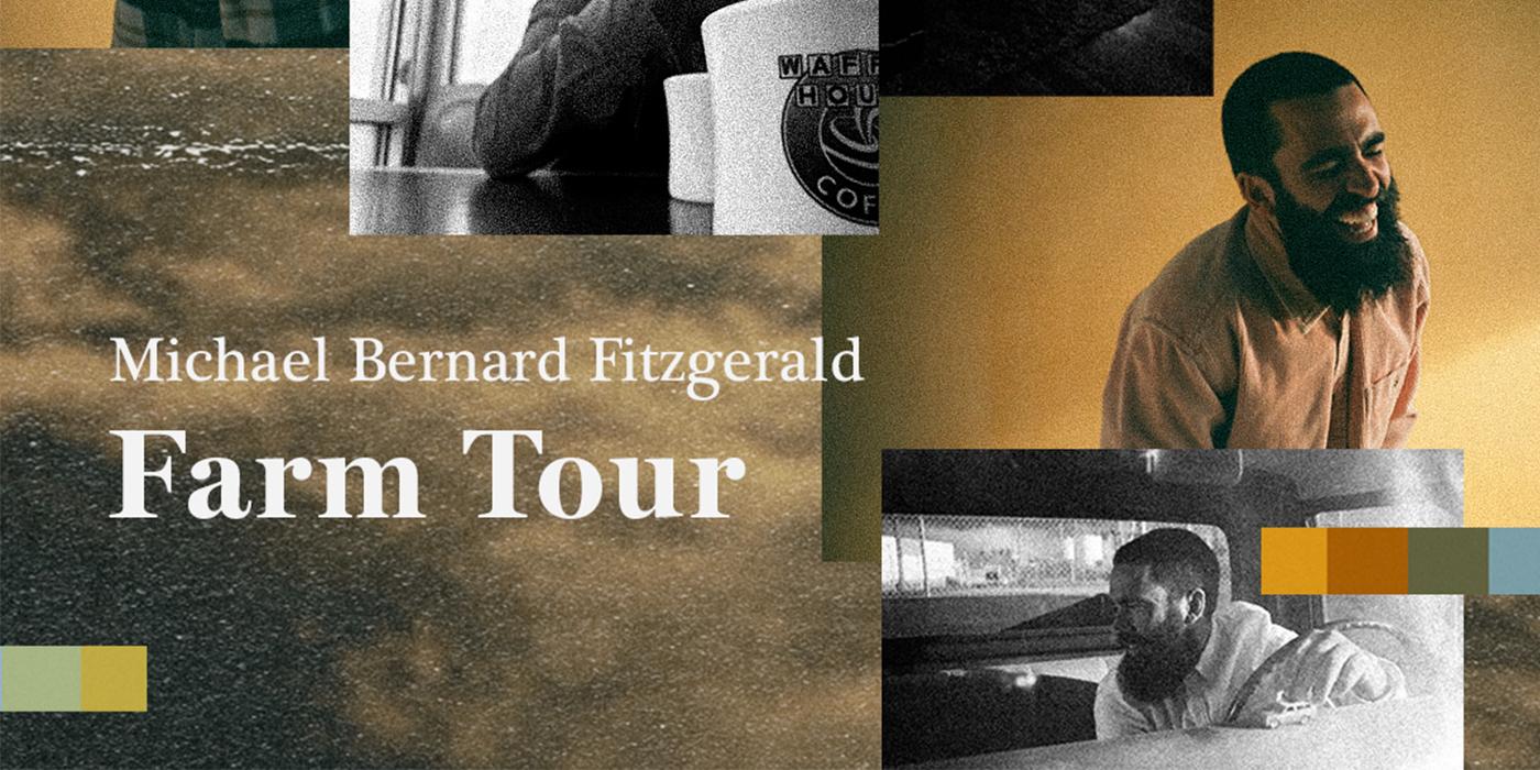 ANNOUNCING: MICHAEL BERNARD FITZGERALD FARM TOUR