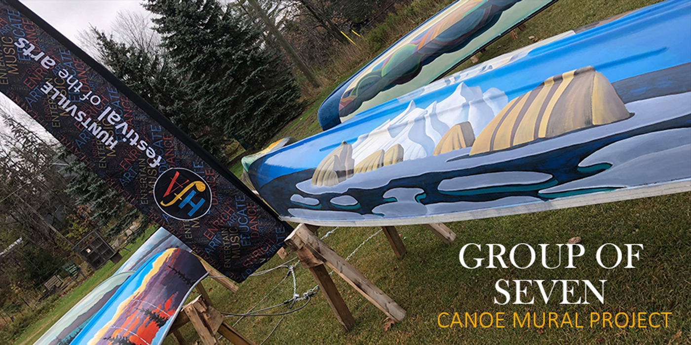 GROUP OF SEVEN CANOE PROJECT