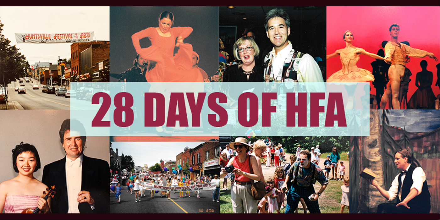 CELEBRATE WITH US & THE 28 DAYS OF HFA!
