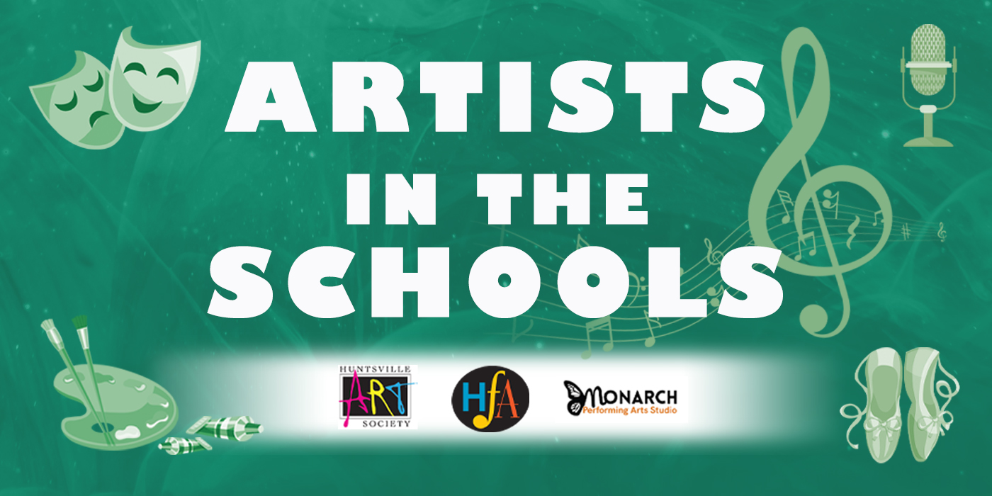 ANNOUNCING: ARTISTS IN THE SCHOOLS PROGRAM