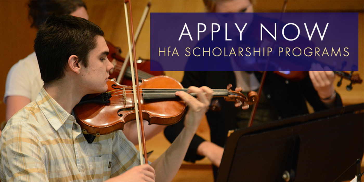 APPLY NOW! PERFORMING ARTS SCHOLARSHIPS FOR YOUTH