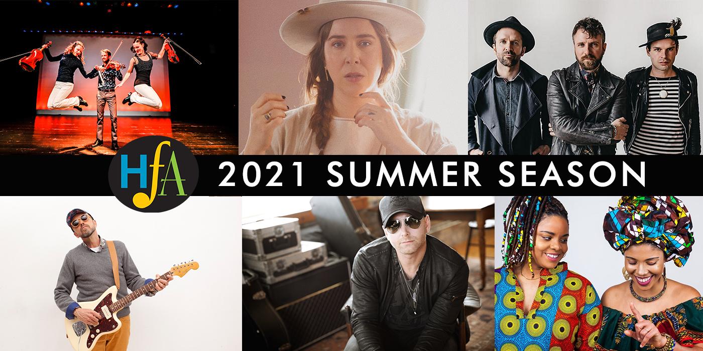 ANNOUNCING: 2021 HfA Summer Season!